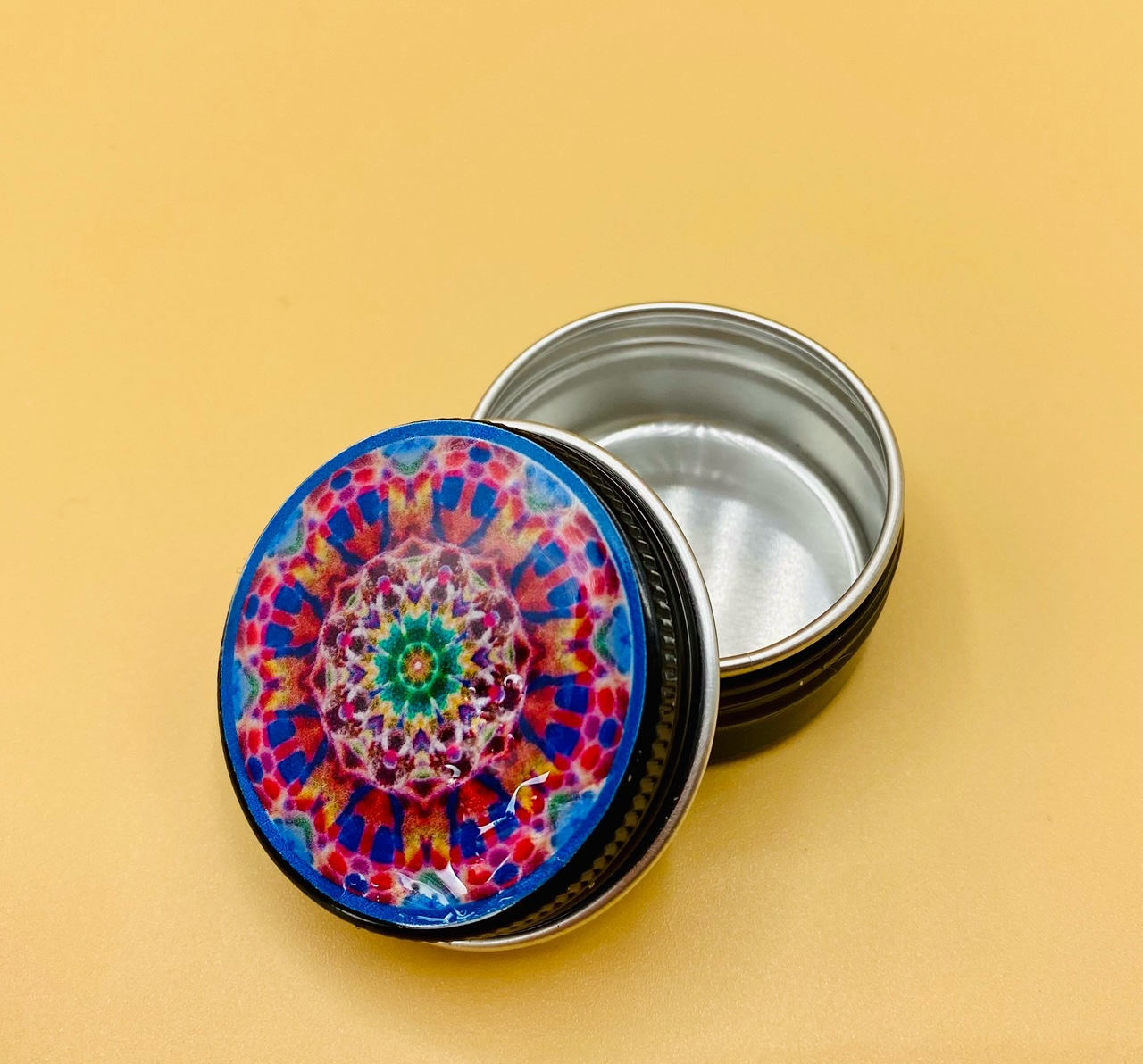 Creativity and Children Mandala Stash Box