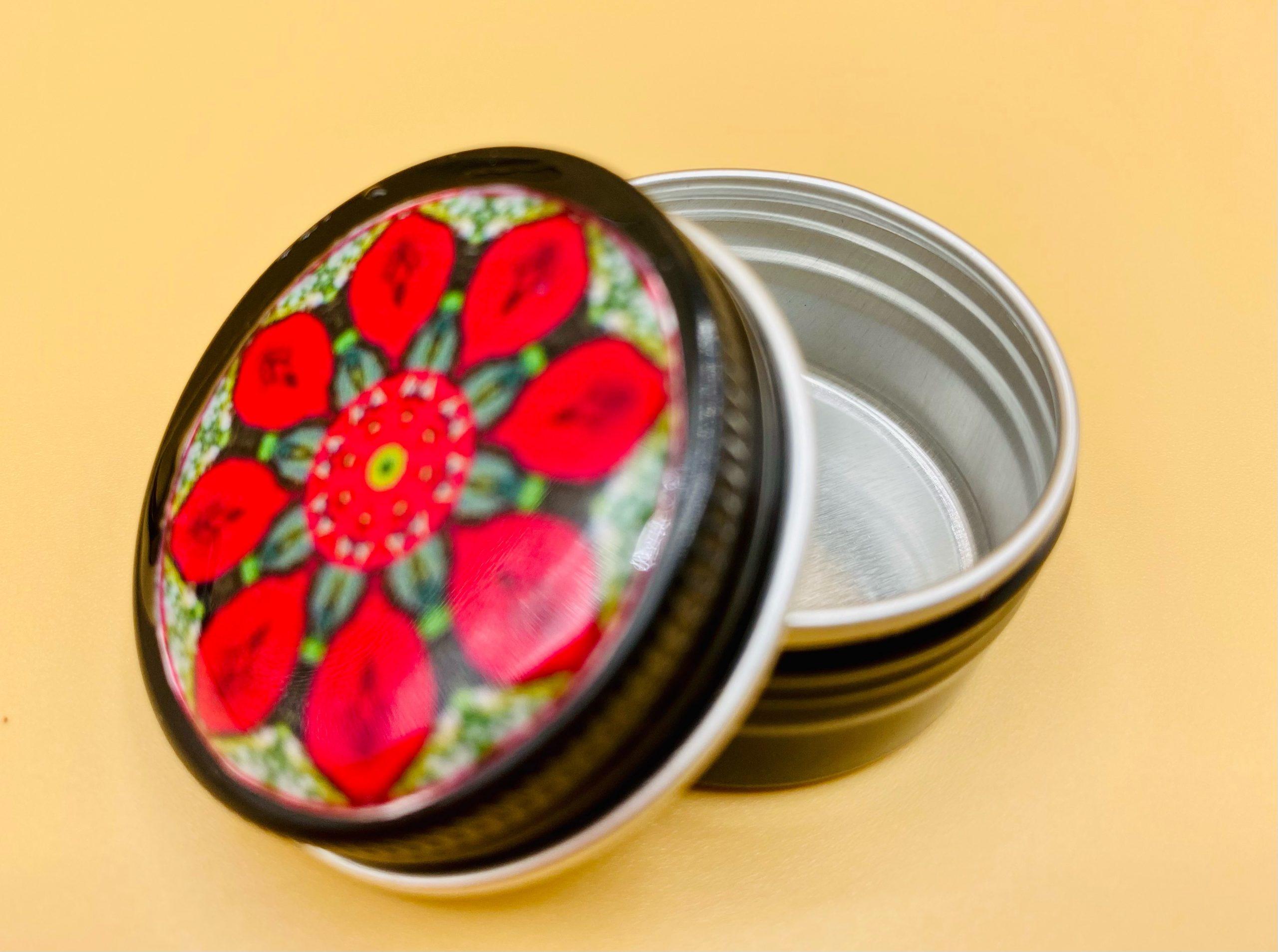 Love Mandala 2011 Stash Box
