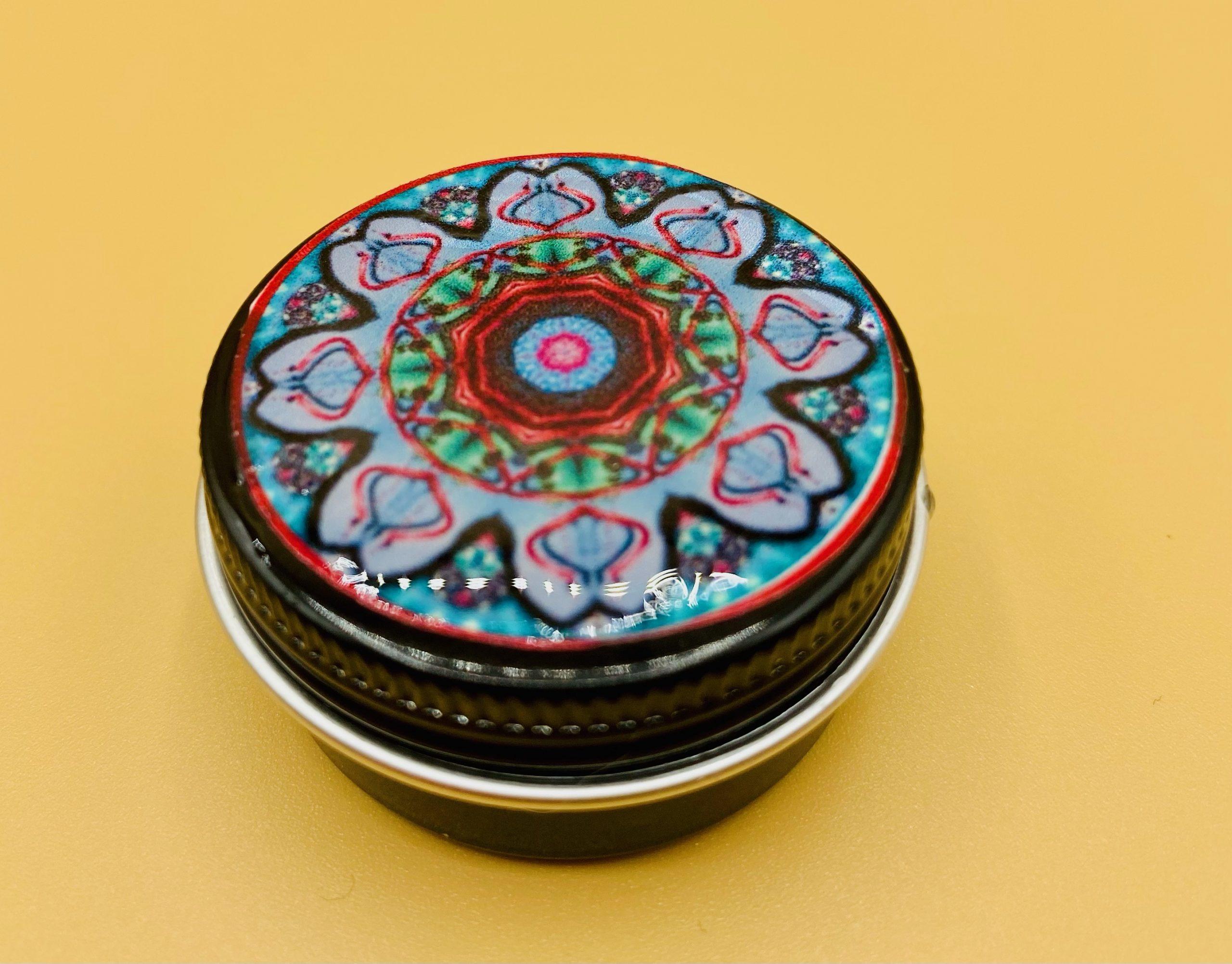 Manifest Mandala Stash Box