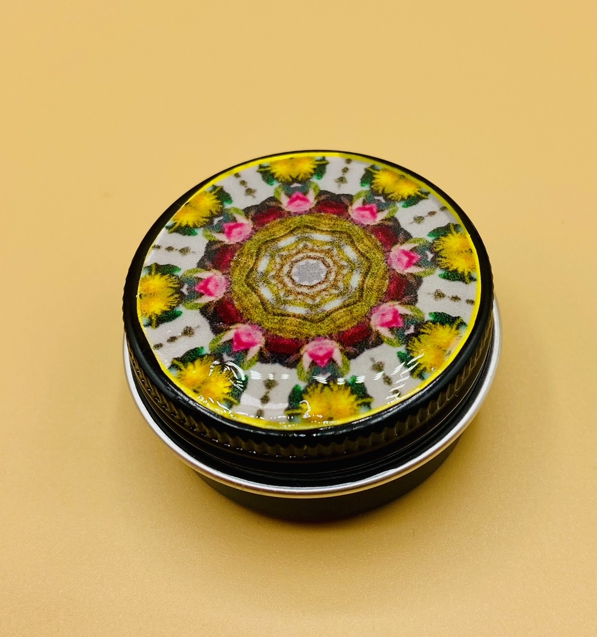 Serenity Mandala stash Box