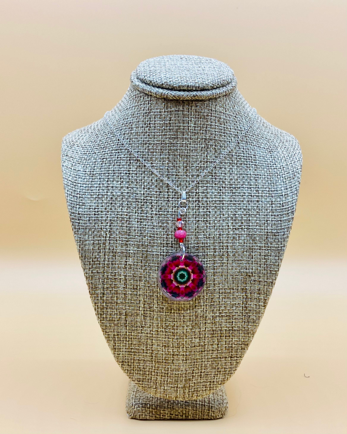 Love Mandala Necklace