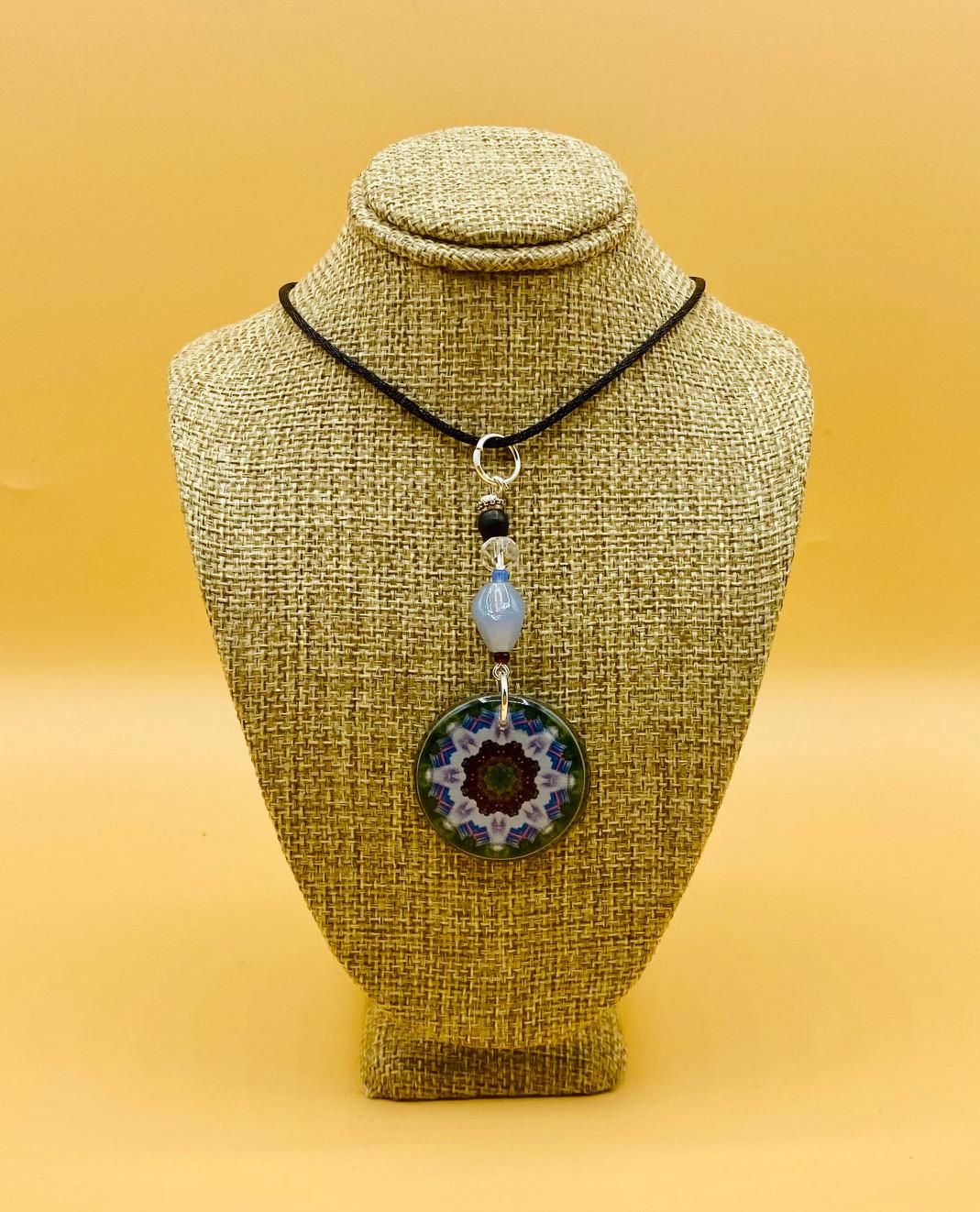 Wisdom Mandala Pendant
