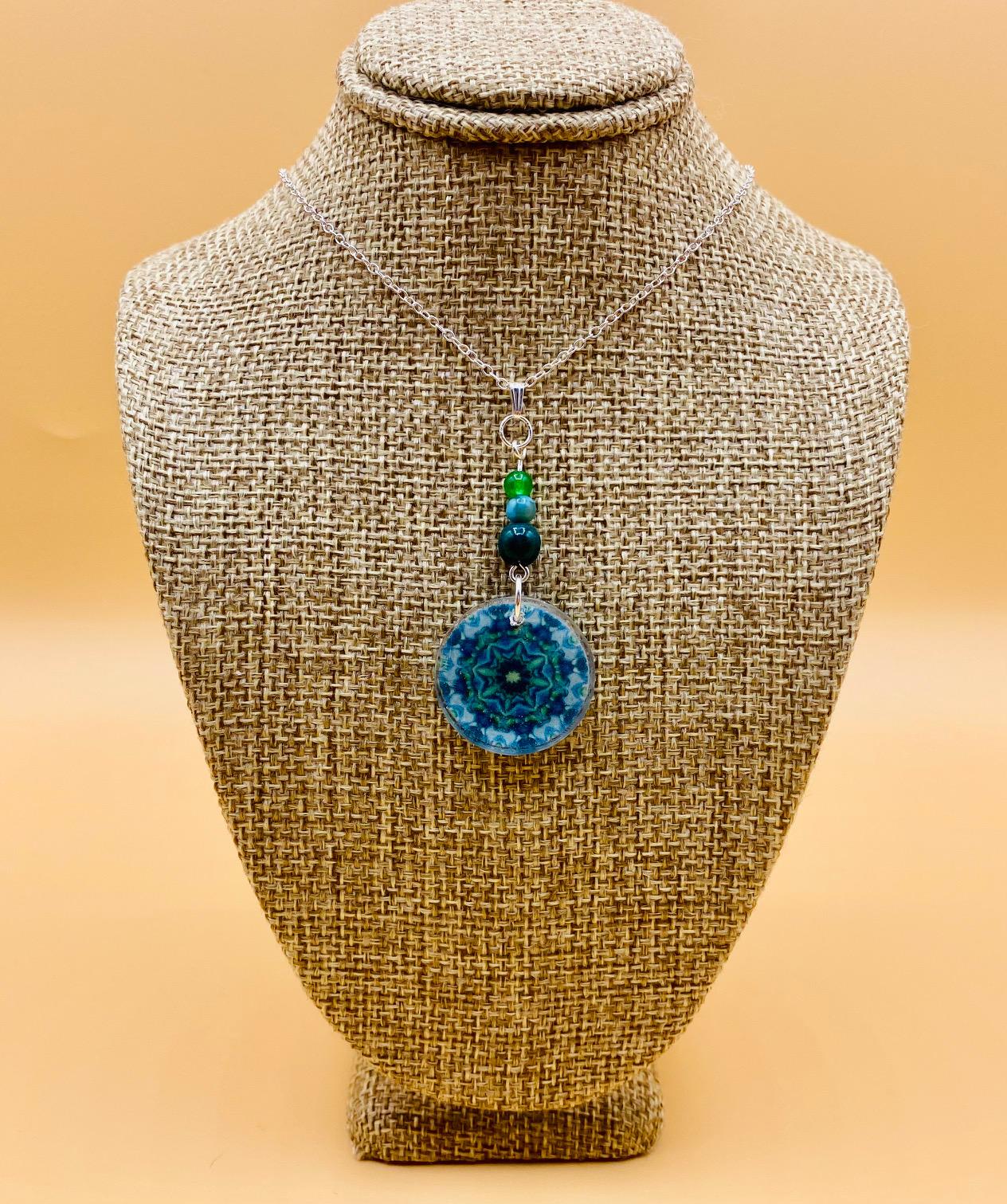 Friendship Mandala Necklace
