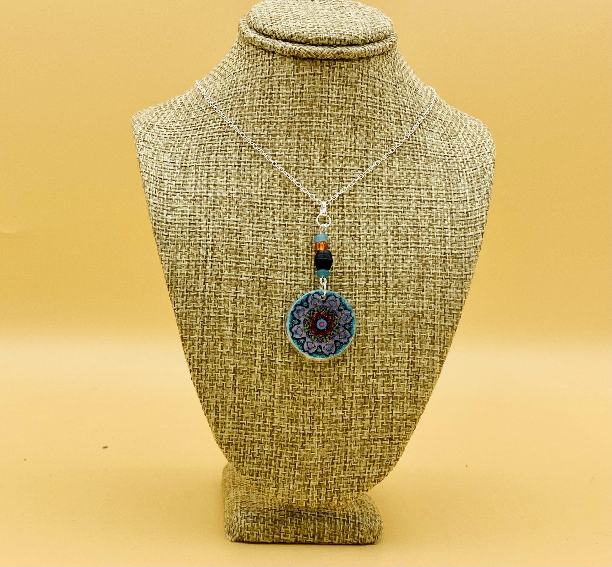 Manifest Mandala Necklace