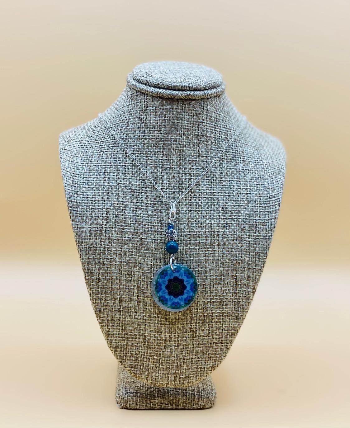 Wisdom Mandala Necklace