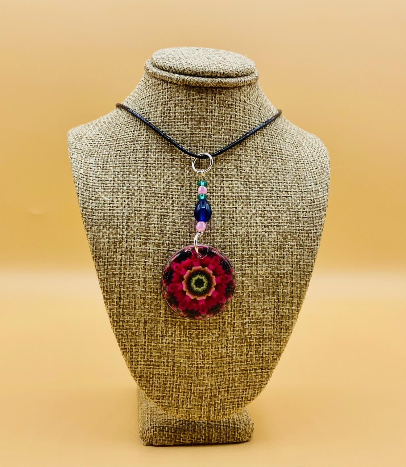 Love Mandala Pendant
