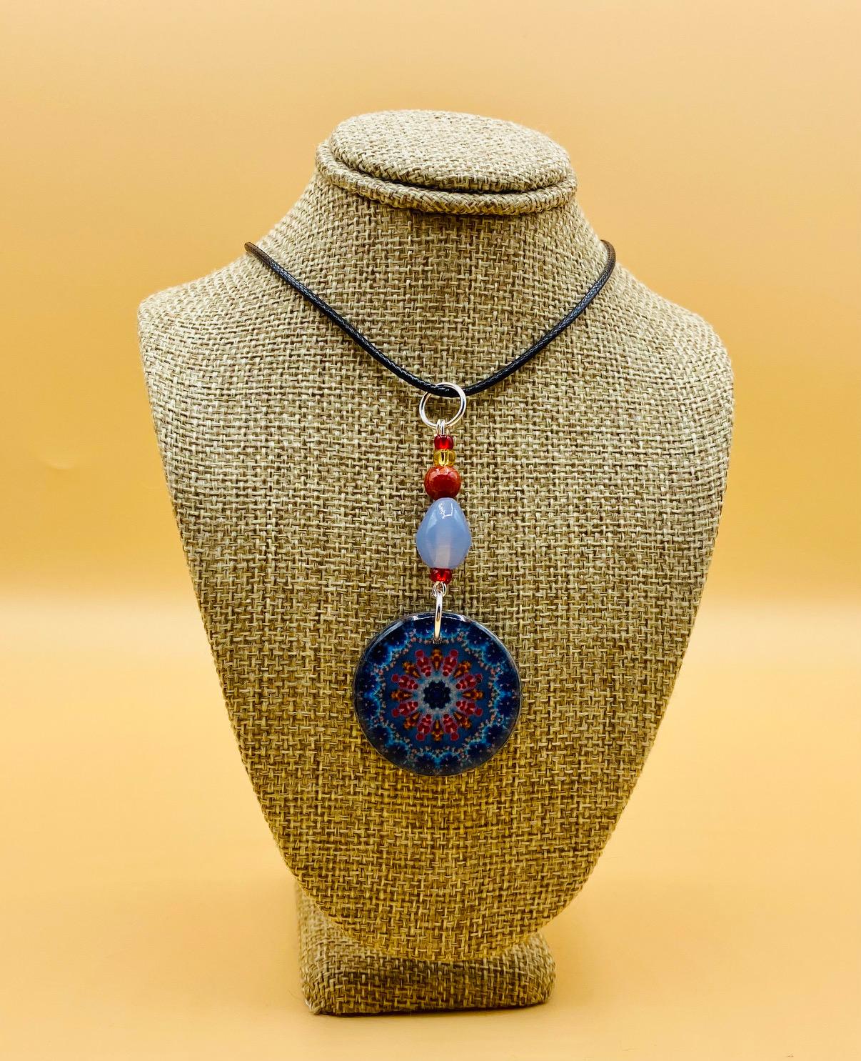 Protection Mandala Pendant