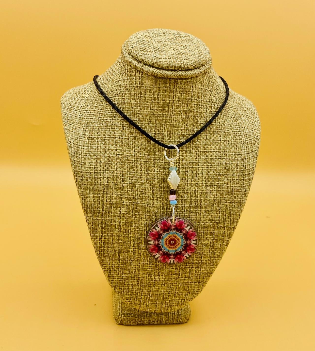 Healing Mandala Pendant
